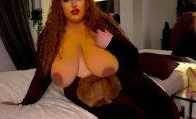 Hormone Monstress Big Mouth - positive femdom Jerk Off Instruction Porn